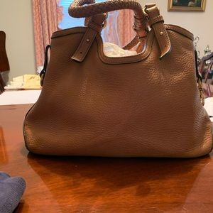 Tan leather Cole Haan Bag